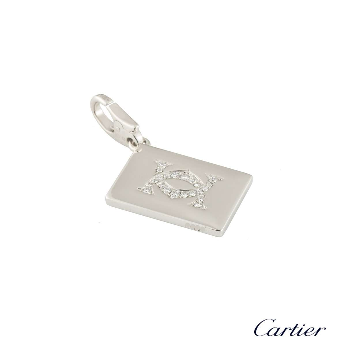 Cartier Limited Edition Joker Playing Card Charm